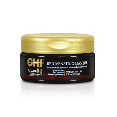 Маска CHI Argan Oil Rejuv Masque с маслом арганы и моринги (237 мл.)