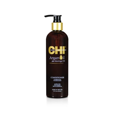 Кондиционер CHI Argan Oil Conditioner с маслом арганы и моринги (355 мл.)