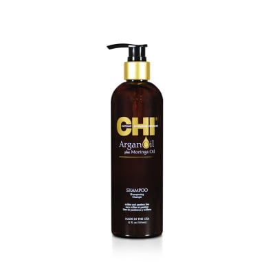 Шампунь CHI Argan Oil Shampoo с маслом арганы и моринги (355 мл.)