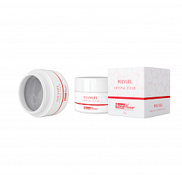 Полигель Mozart House Polygel Crystal Clear (50 гр.)